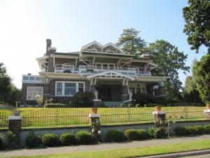 Mount Baker Speakeasy style home